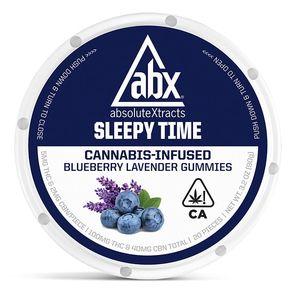 [ABX] CBN Gummies - 3:2 - Blueberry Lavender