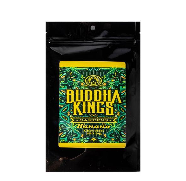 Buddha Kings Banana Chocolate Bar 250mg