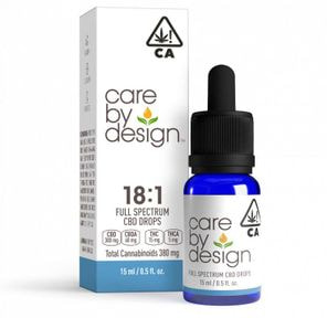 [Care By Design] CBD Tincture - 15mL - 18:1