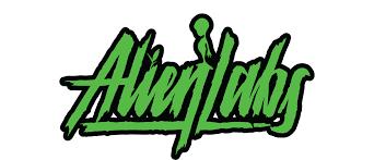 ALIEN LABS - 1G DIAMONDS - CREME DE MENTHE