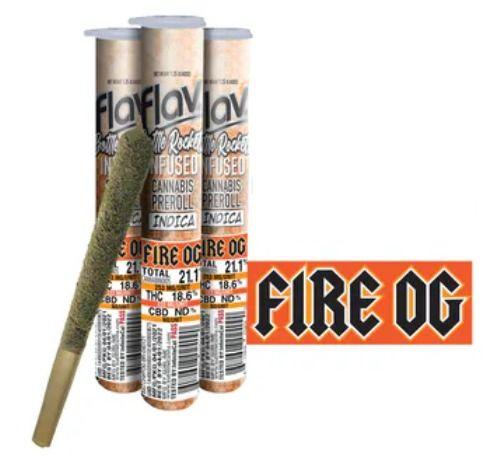 Flav - Bottle Rocket - Fire OG