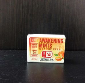 Awakening Mints Orange Zest