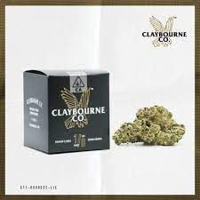 Claybourne - Frozen Cakes (3.5g) - 23.53% THC