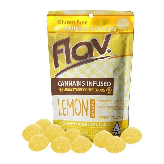 Flav - Drops - Lemon
