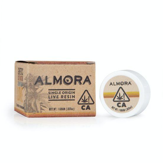 Almora Farm Kush Mints 1g Live Sugar 81.9%
