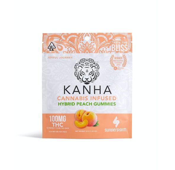 KE - THC Hybrid Peach 100 mg - 43g