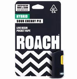 0.36g - Roach, Blueberry Creme
