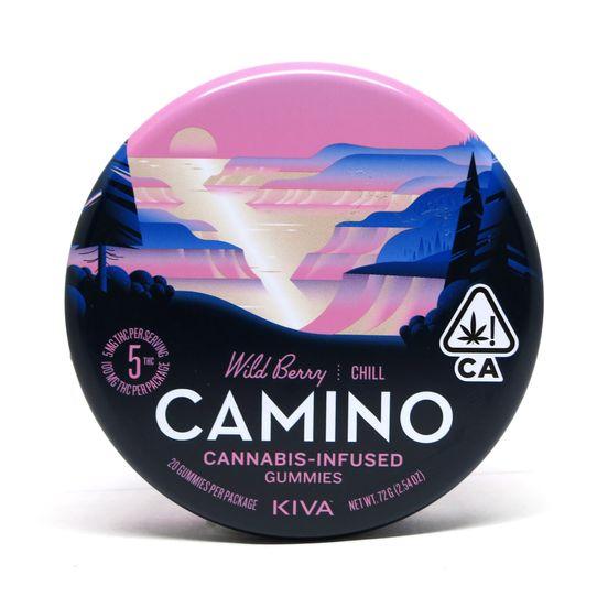 Camino Gummies 100mg Wild Berry