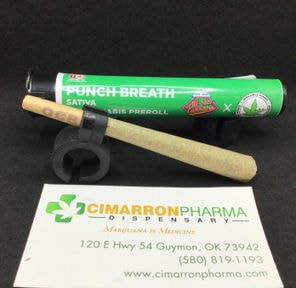 ALL STAR PUNCH BREATH 1G PREROLL