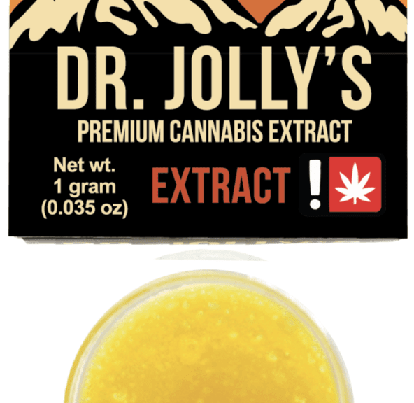 Dr Jollys - Alien Groove By River Grown - Extract - 1g