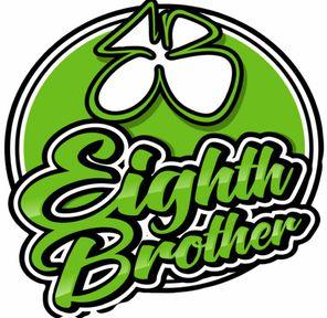 1g (Single) OG Kush Pre Roll - EIGHTH BROTHER