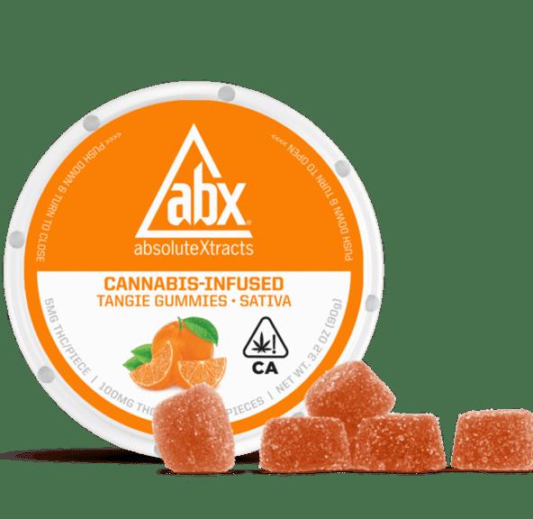 ABX Tangie Gummies (100mg)