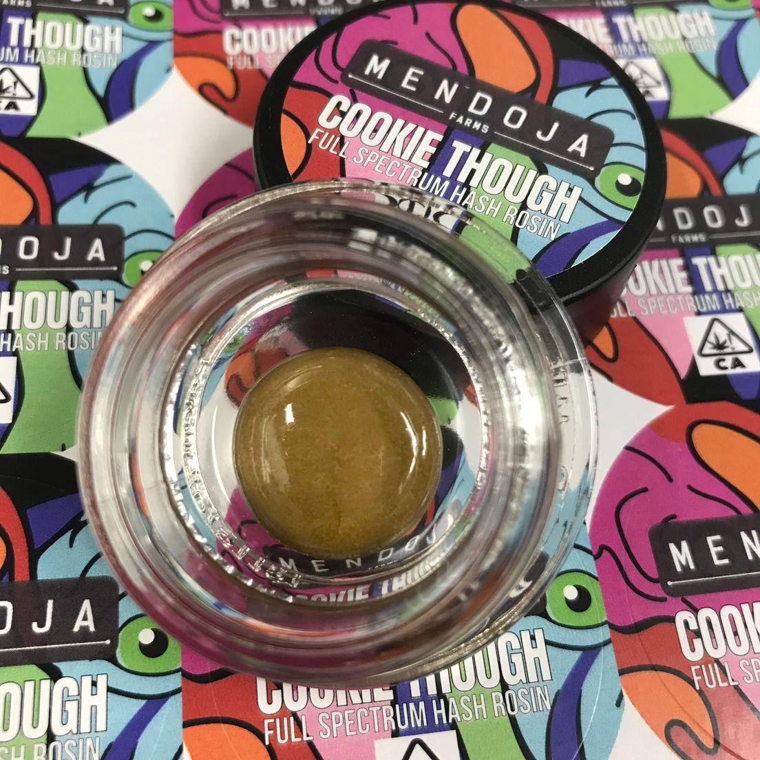 Honey Butter Cookie Though Full Spectrum Hash Rosin (1.0 g)