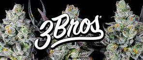3Bros - Little Buddies Bag - PAIGOW - 7g