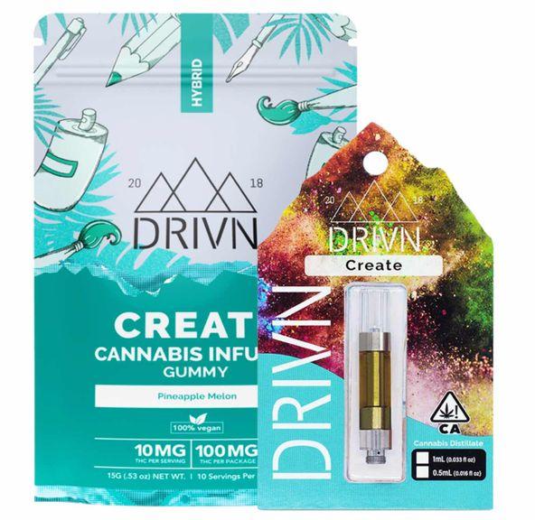 .5g Create Cart - DRIVN