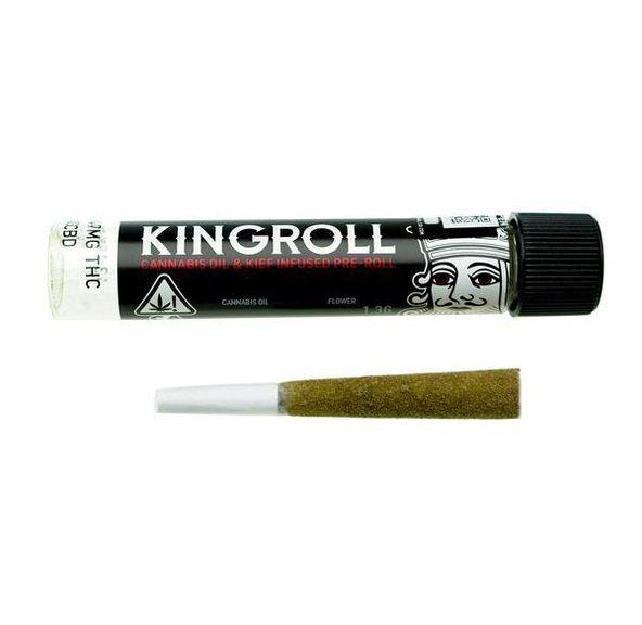 Cannalope AK x Cannalope Kush 1.3g Kingroll