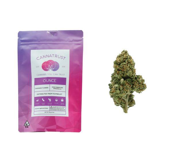 [Canna Trust] Flower - 28g - Blueberry Muffin
