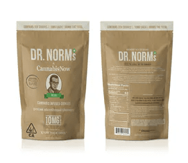 Dr. Norm's - Pecan Shortbread Wellness Cookies Bag 100mg