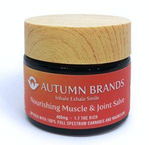 Autumn Brands 400mg Nourishing Muscle & Joint Salve