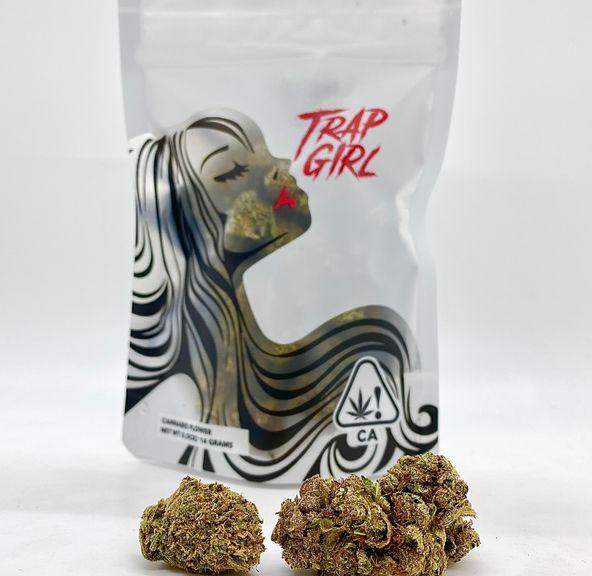 *Deal! $75 1/2 oz. Guava (Indoor/31.24%/Hybrid - Sativa Dominant) - Trap Girl
