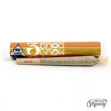 3Bros - Pre-roll - GMO - 1g