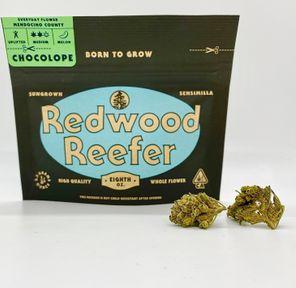 1/8 Chocolope (Smalls/Sativa) - Redwood Reefer*Disclaimer*