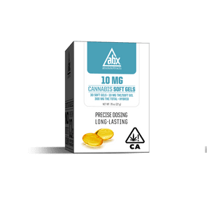 [ABX] THC Soft Gels - 10mg - 30ct