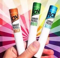 Flav - Bottle Rocket - Biscotti