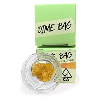 (PRE-ORDER ONLY) Blue Dream- 1g sugar (71.23%THC) Dime Bag
