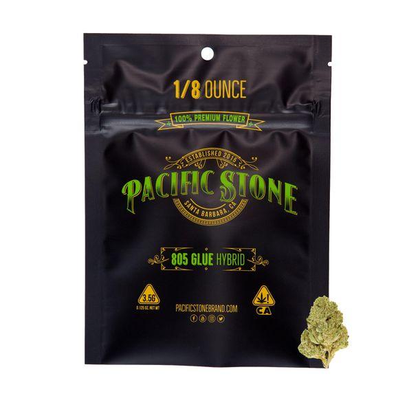 Pacific Stone Flower 3.5g Pouch Hybrid 805 Glue