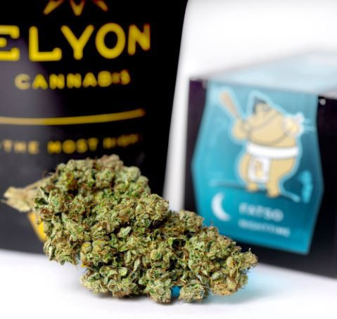 (PRE-ORDER ONLY) Fatso - 3.5g (28%THC) Elyon