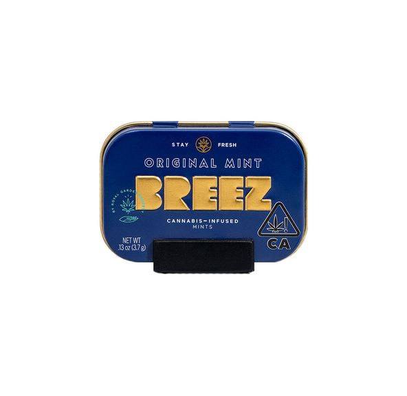 Breez Original Mints 100mg