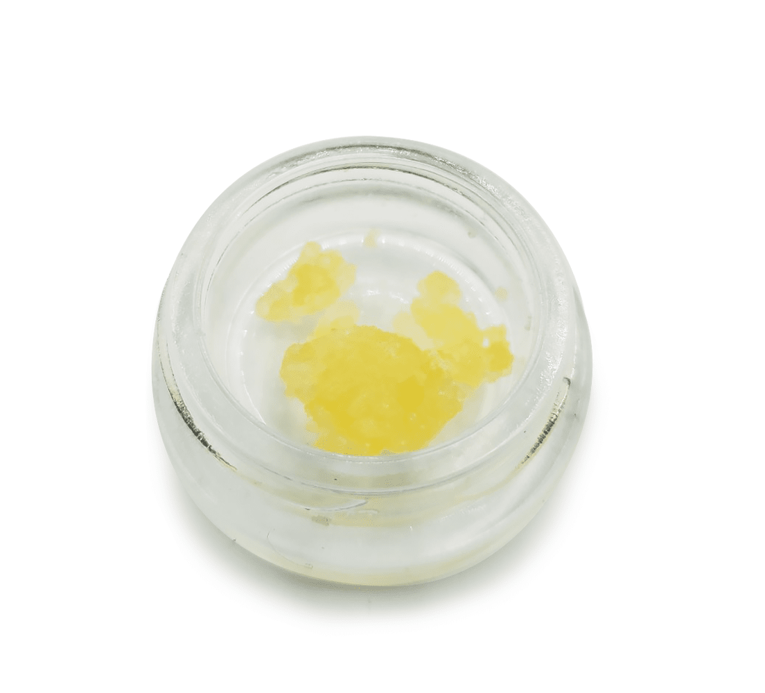 1. House Weed 1g Diamond - Banana Pudding