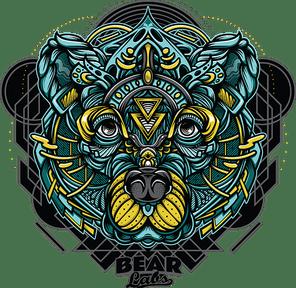 BEAR LABS - 1G HCE - SUNDAE GRAPES