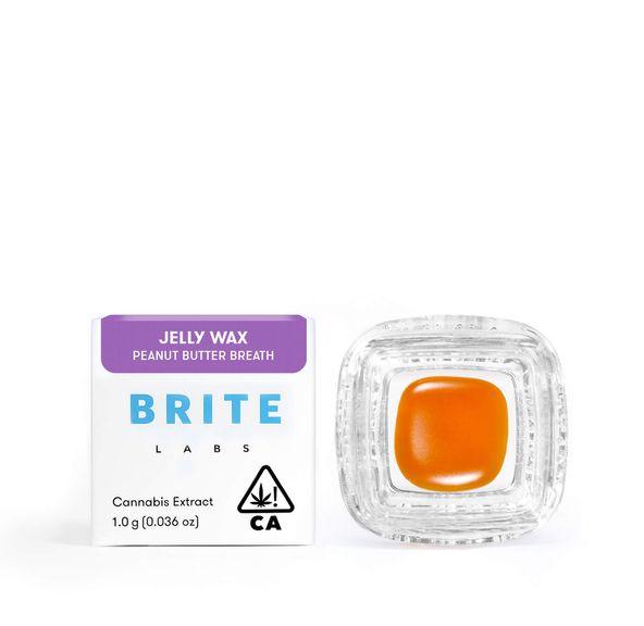 Brite Labs Peanut Butter Breath 1g Jelly Wax 79.2%
