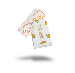 FLURISH - Mango Gummies - 100mg