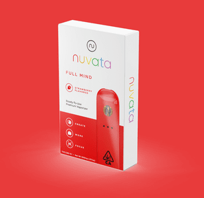 .5g Strawberry Disposable Cart - NUVATA