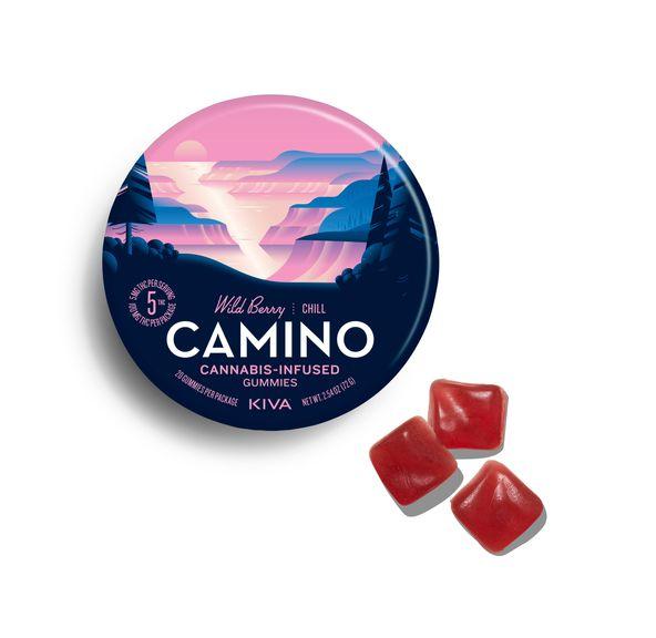 Camino Gummies (100mg) - Wild Berry (Rev Clinics)