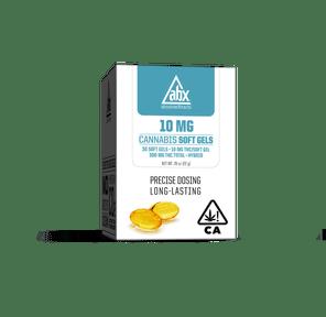 [ABX] THC Soft Gels - 10mg 30ct - Refresh