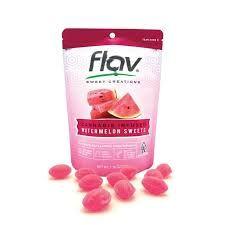 Flav Watermelon Hard Candy 100mg