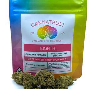 Gelato 33 (THC 24.70%) by Cannatrust