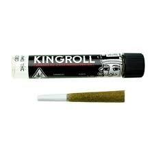 KINGPEN KINGROLL GRAPE APE X GRANDDADDY PURPLE 1.3G INFUSED PREROLL