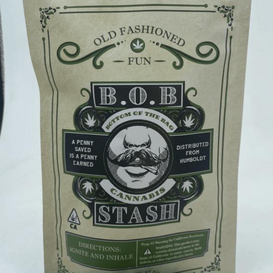 Gushers #1 - 28g smalls (THC 24%) by BOB Stash