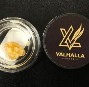 818 Headband 1g Sugar Wax by Valhalla