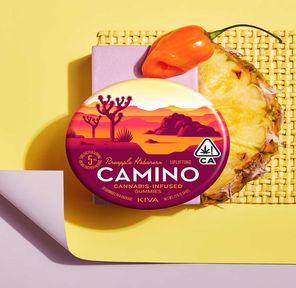[Camino] THC Gummies - 100mg - Pineapple Habanero (PROMO)