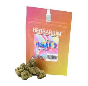 B. Herbarium 3.5g Flower - 8.5/10 - Dosilato (~25% THC)