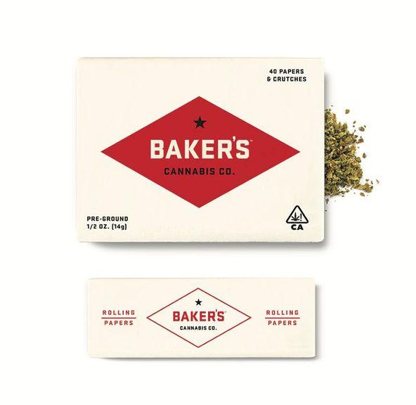 Baker's - 1/2oz. Pouch - GMO