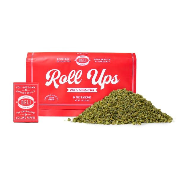 [Deli] Roll Ups - Indica 14G Pack