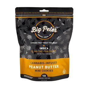 Big Pete's Peanut Butter Sativa 10 pk 100mg