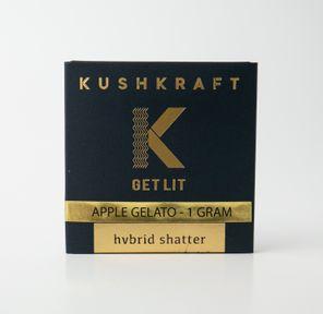 1G Hybrid Shatter by KushKraft